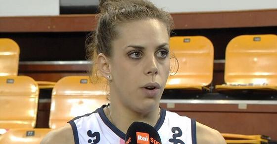 Casalmaggiore batte Brescia - Rai Sport