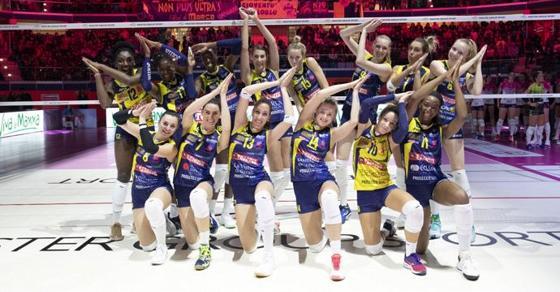 La Supercoppa va a Conegliano - Rai Sport