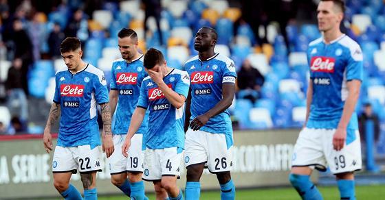 Napoli - Lecce 2-3 - Calcio - Rai Sport