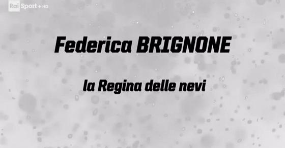 Federica Brignone, la 'Regina delle Nevi' - Rai Sport