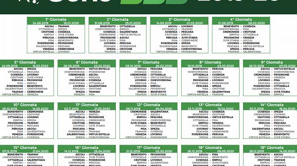 Calcio Serie B Calendario.Tre A Punteggio Pieno In Serie B Calcio Rai Sport