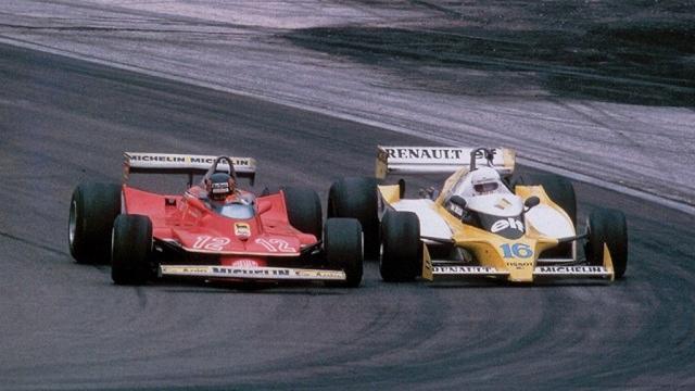 1 luglio 1979: l'epico duello tra Villeneuve e Arnoux nel Gp di ...
