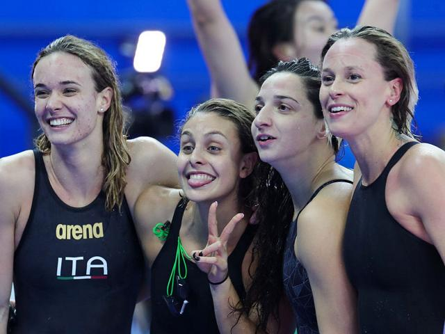 Mondiali Atletica Calendario.Mondiale Di Nuoto 2019 Approfondimento Rai Sport