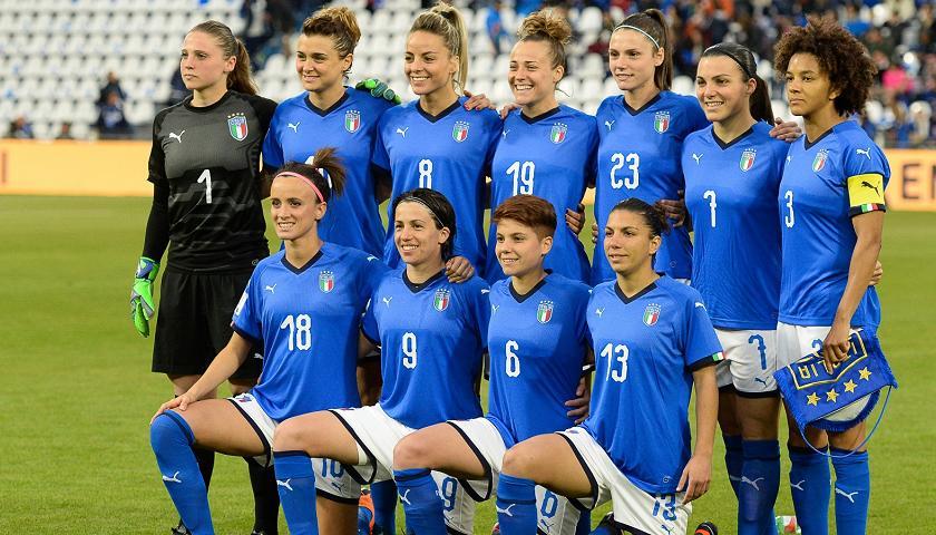 Calendario Calcio Spagnolo.Il Calendario Delle Partite Del Mondiale Di Calcio Femminile