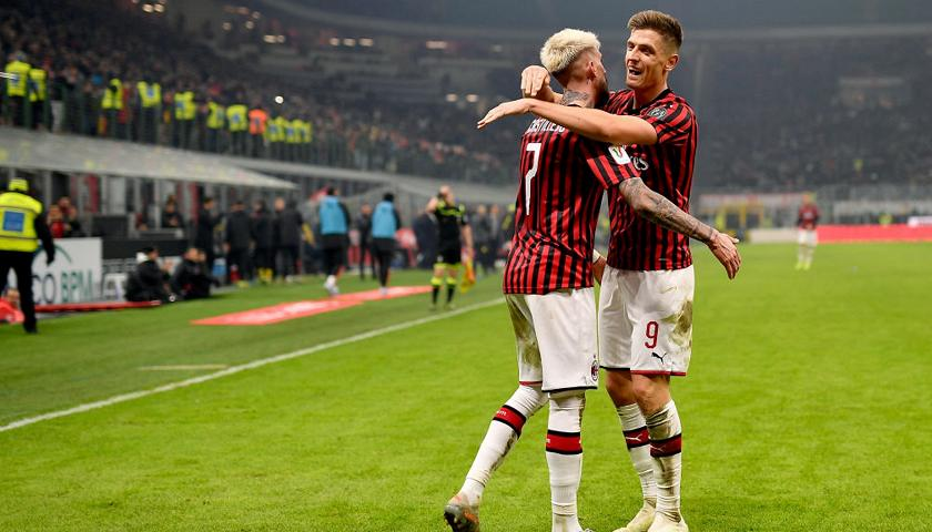Milan ai quarti, battuta la Spal 3-0 - Calcio - Rai Sport