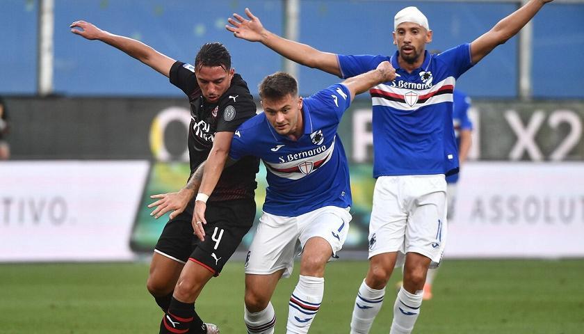 Sampdoria Vicina Intesa Per Linetty Al Torino Calcio Rai Sport