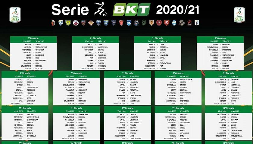 Presentato a Pisa il calendario della Serie B   Calcio   Rai Sport