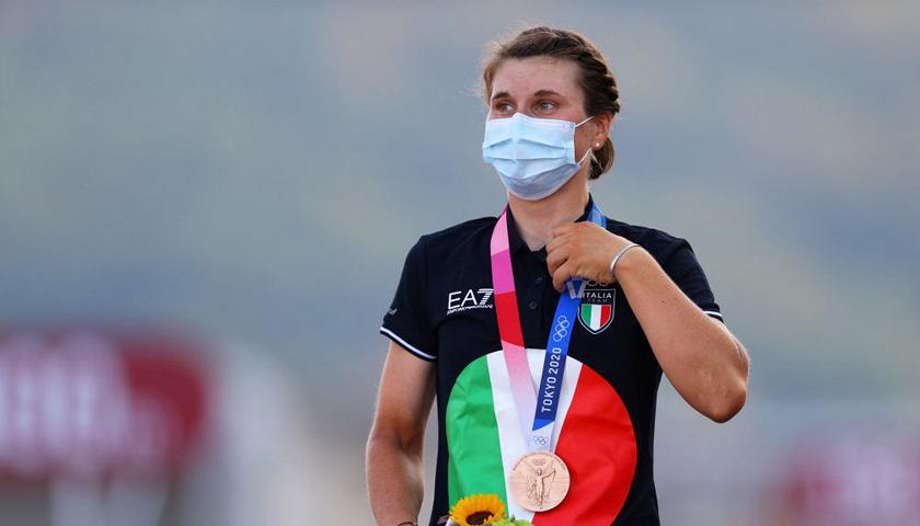 Ciclismo: Elisa Longo Borghini di BRONZO nella prova in linea - Grandi  Eventi - Rai Sport
