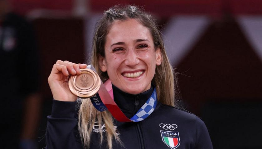 Maria Centracchio bronzo nel judo - Grandi Eventi - Rai Sport
