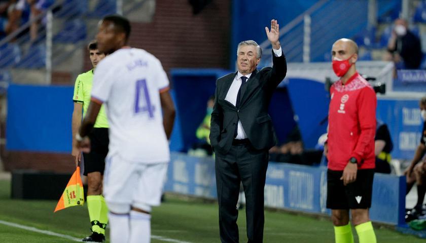 Liga: debutto ok per il Real di Ancelotti, 4-1 all'Alaves - Calcio - Rai  Sport