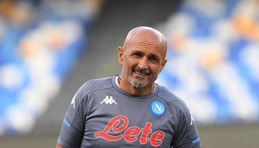 """Spalletti spinge il Napoli: """"Non ci manca niente"""" - Calcio - Rai Sport"""