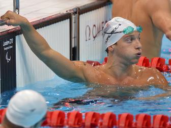Paralimpiadi di Londra: secondo bronzo per Federico Morlacchi