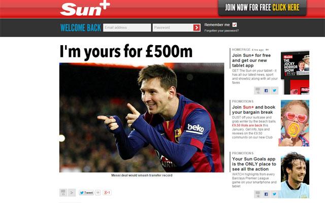 Quanto costa messi 500 milioni di sterline calcio - Canone rai quanto costa ...