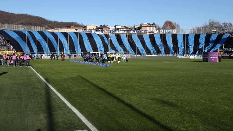 completo calcio Atalanta scontate