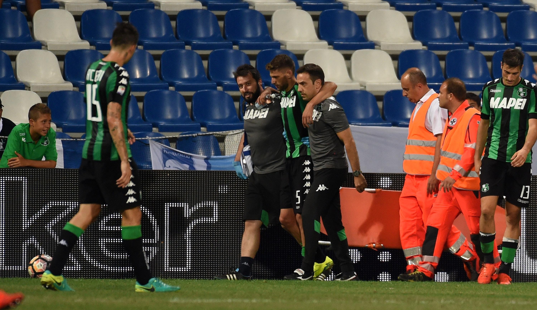 Sassuolo-Pescara 0-3 a tavolino