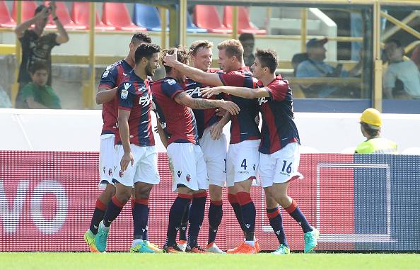 Il Bologna supera il Cagliari