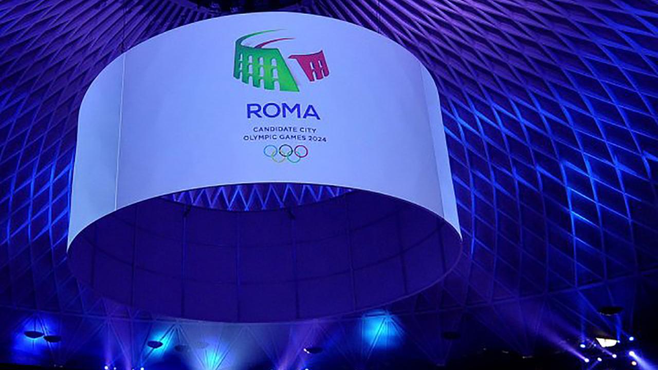 I sindaci del Lazio si candidano per l'Olimpiade