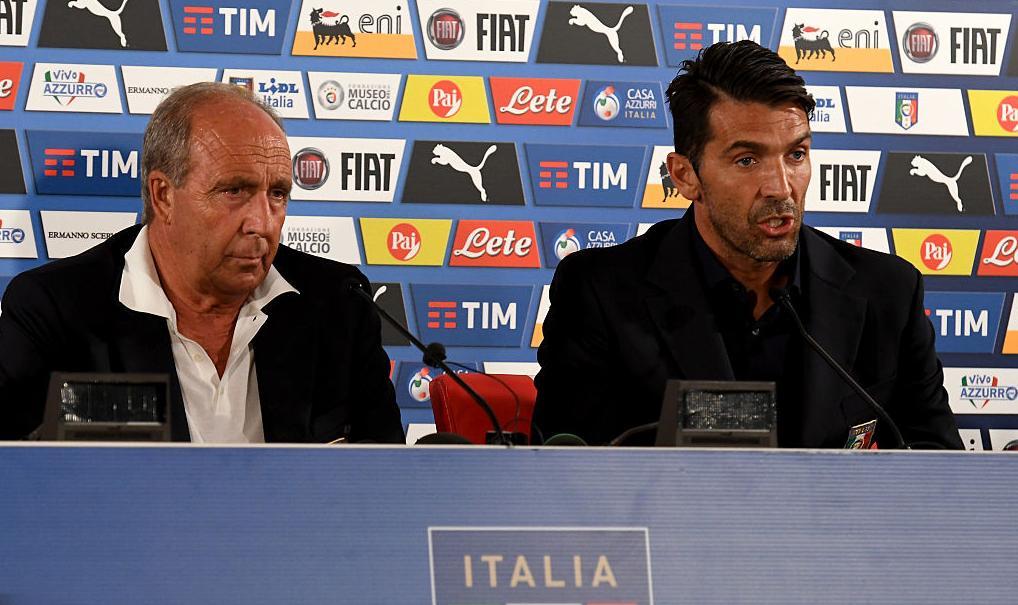 """Buffon: """"In campo con umiltà"""""""