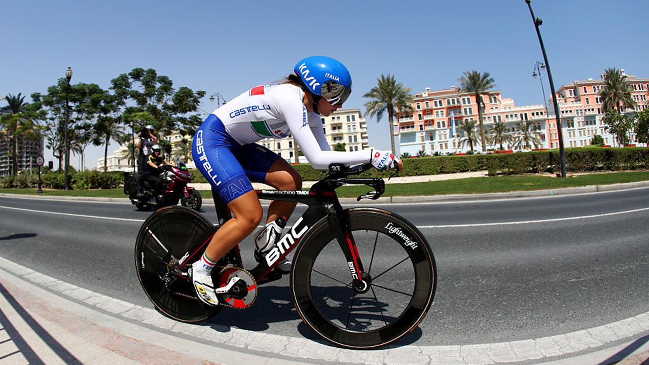 Morzenti prima medaglia iridata a Doha