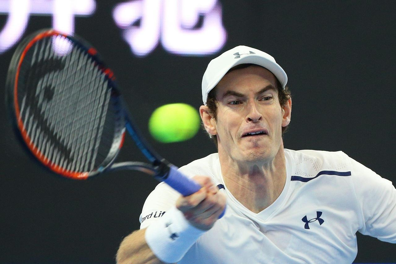 Atp Pechino: finale Murray-Dimitrov