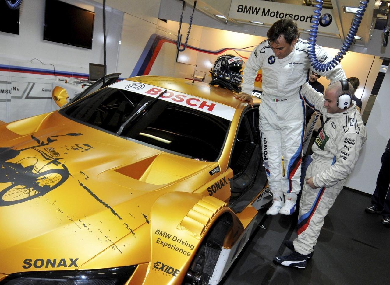 Auto: Zanardi vince gara GT al Mugello