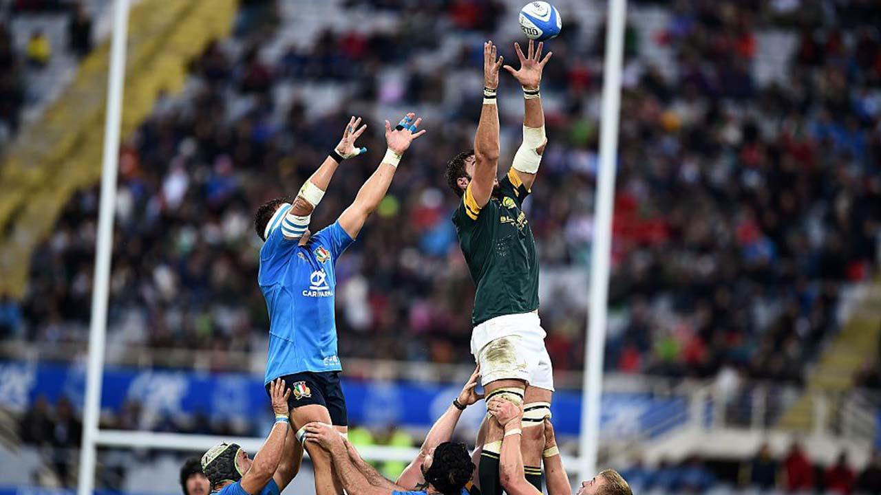 Solo un cambio per l'Italia contro Tonga