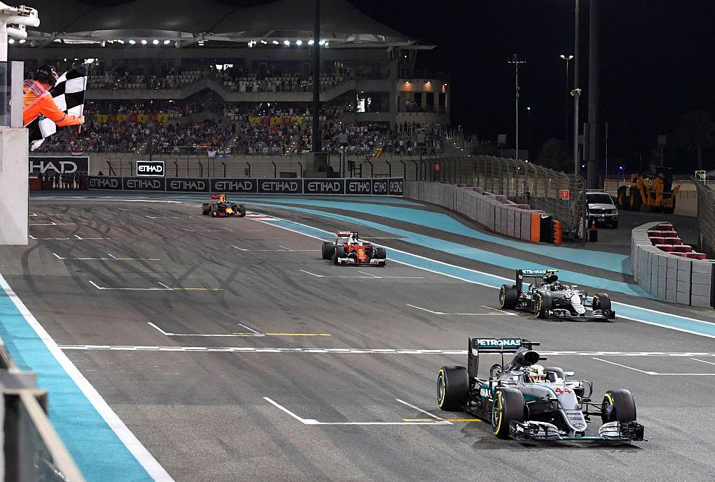 Rosberg nuovo campione del mondo