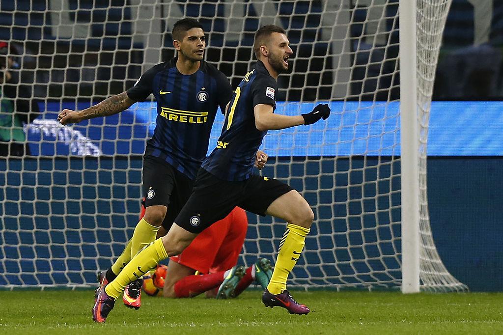L'Inter supera la Fiorentina 4-2