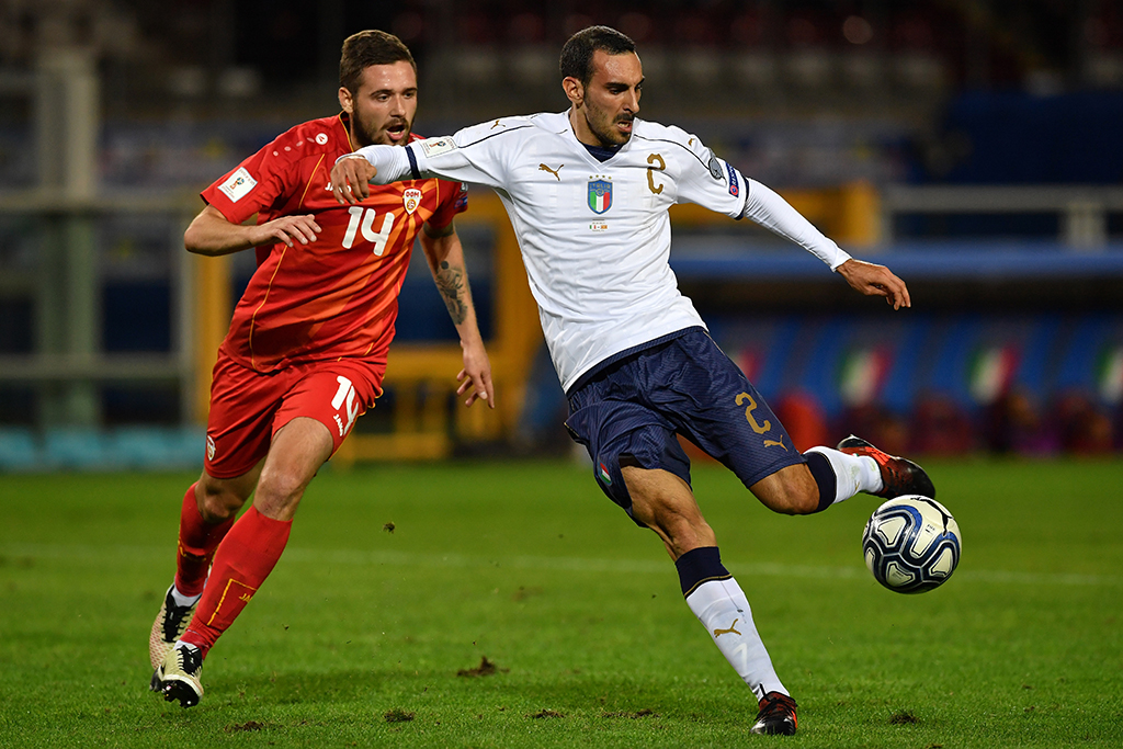 Italia - Macedonia 1-1 (Getty Images)