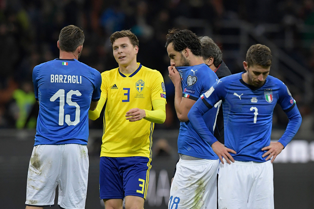 Italia - Svezia 0-0 (Getty Images)