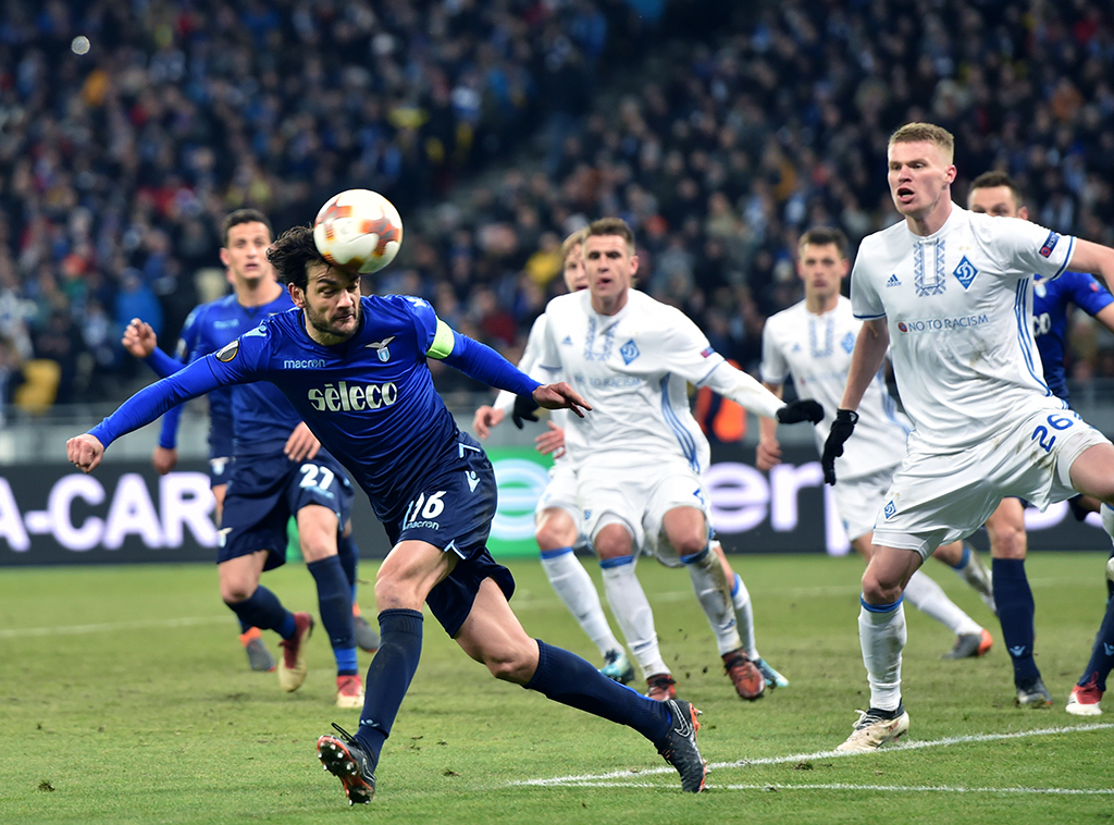 Dynamo Kiev - Lazio 0-2 (Getty Images)