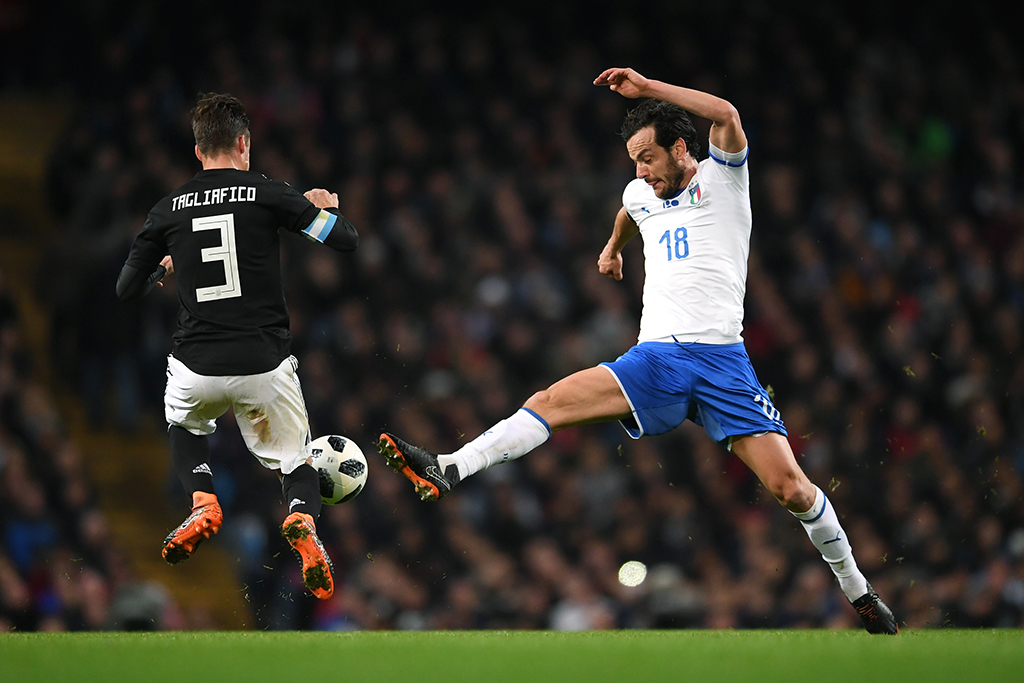 Italia - Argentina 0-2 (Getty Images)