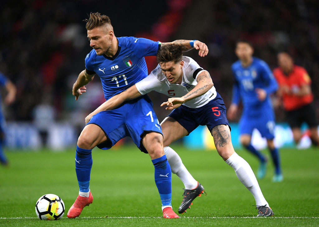 Inghilterra - Italia 1-0 (Getty Images)