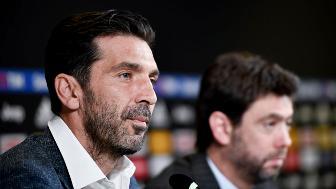 Agnelli: 'Grazie a Buffon per questi 17 anni' - Calcio - RaiSport