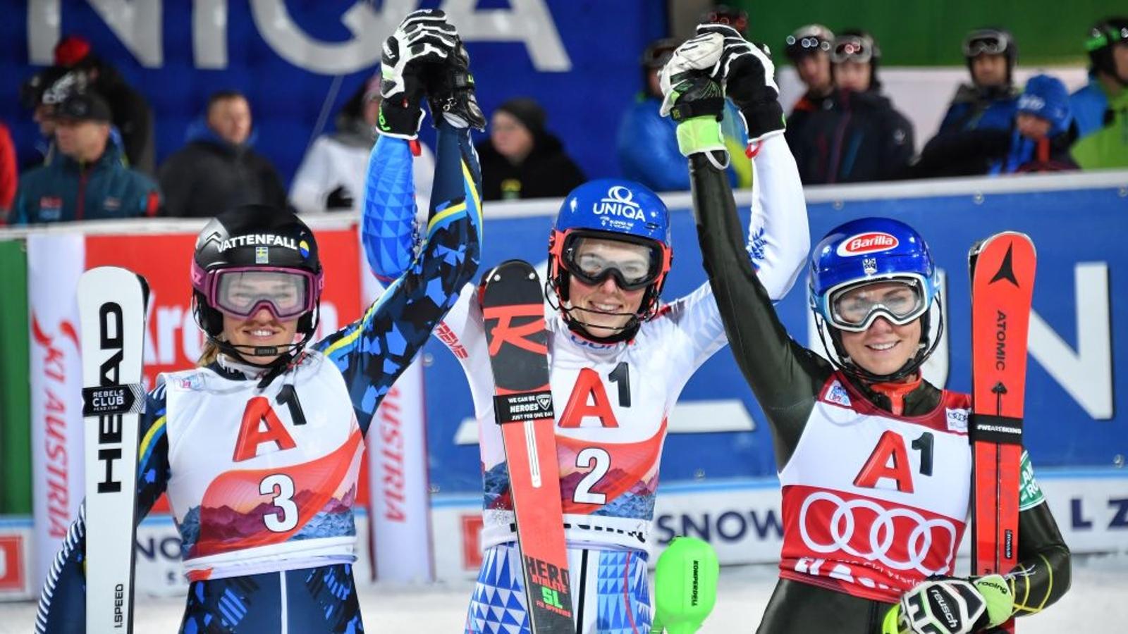 Flachau | Slalom femminile - Sport Invernali - Rai Sport