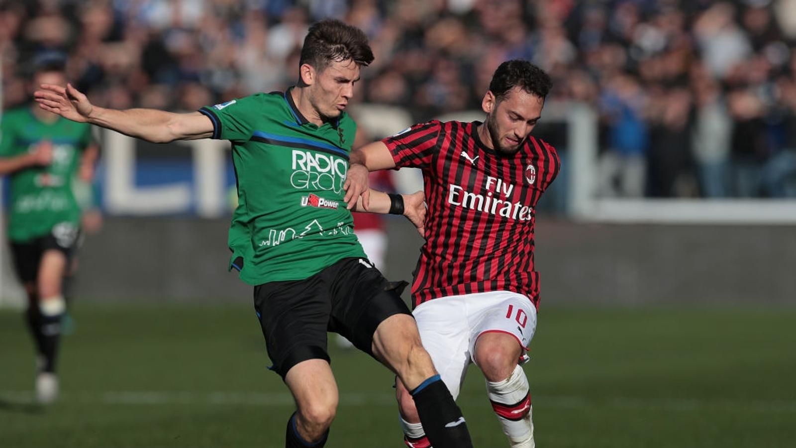 Stasera Milan-Atalanta - Calcio - Rai Sport