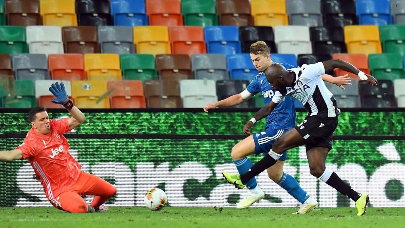 Udinese - Juventus 2-1 - Calcio - Rai Sport