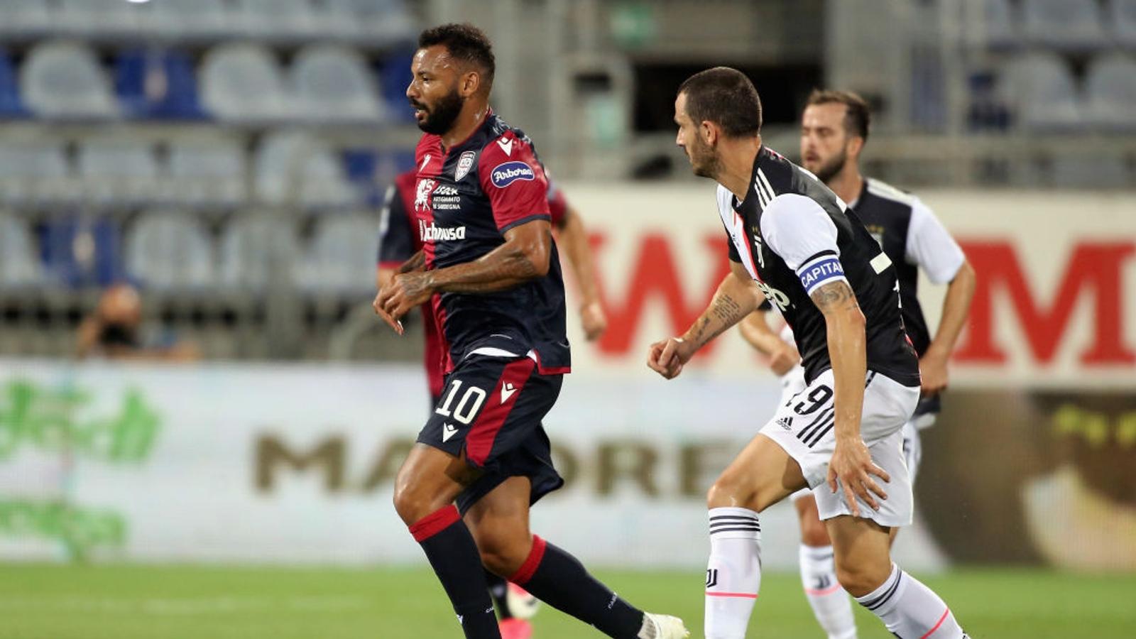 Cagliari - Juventus 2-0 - Calcio - Rai Sport