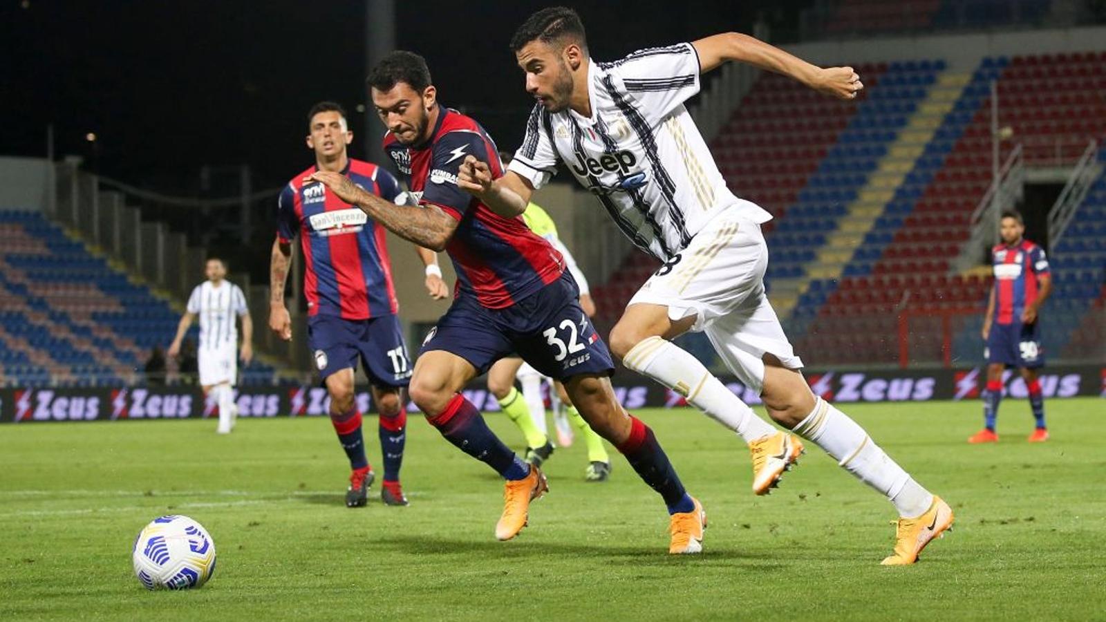 Crotone - Juventus 1-1 - Calcio - Rai Sport