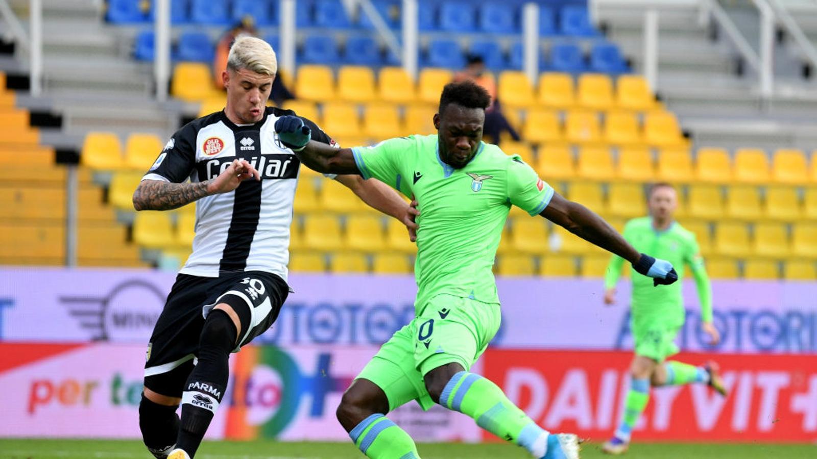 Parma - Lazio 0-2 - Calcio - Rai Sport