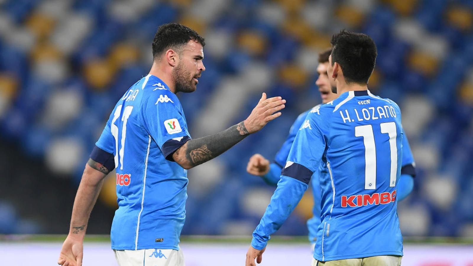 Napoli - Empoli 3-2   La partita - Calcio - Rai Sport