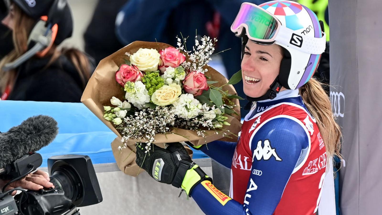 Marta Bassino regina del Gigante - Sport Invernali - Rai Sport