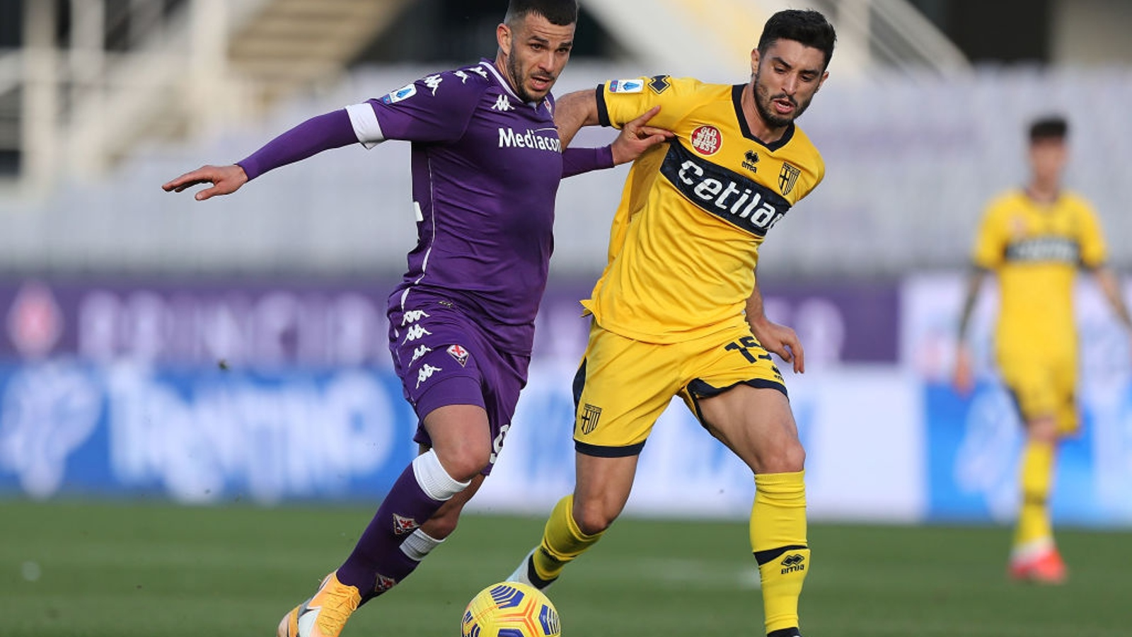 Fiorentina - Parma 3-3 - Calcio - Rai Sport