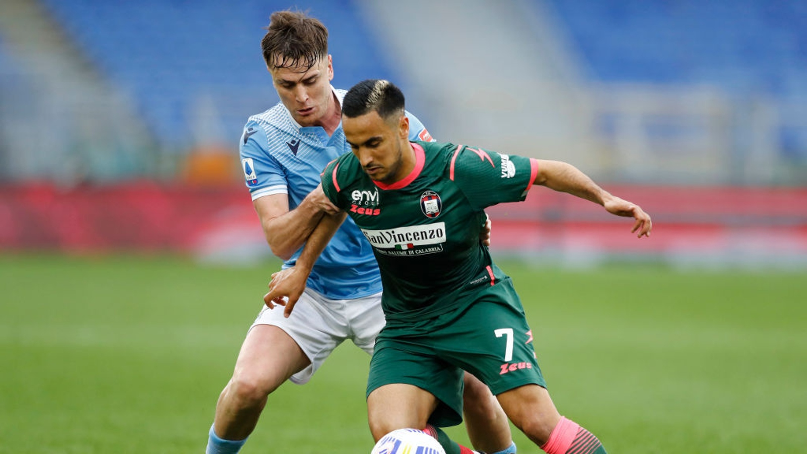 Lazio - Crotone 3-2 - Calcio - Rai Sport