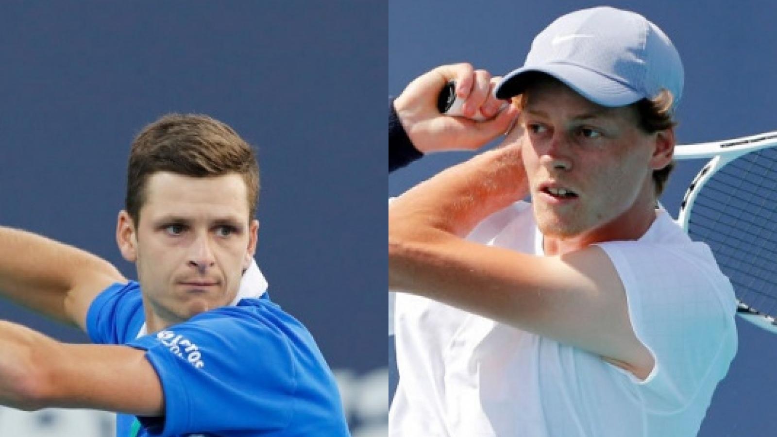 Atp Miami: oggi la finale Sinner-Hurkacz - Tennis - Rai Sport