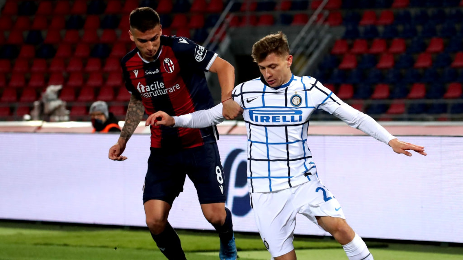 Bologna - Inter 0-1 - Calcio - Rai Sport