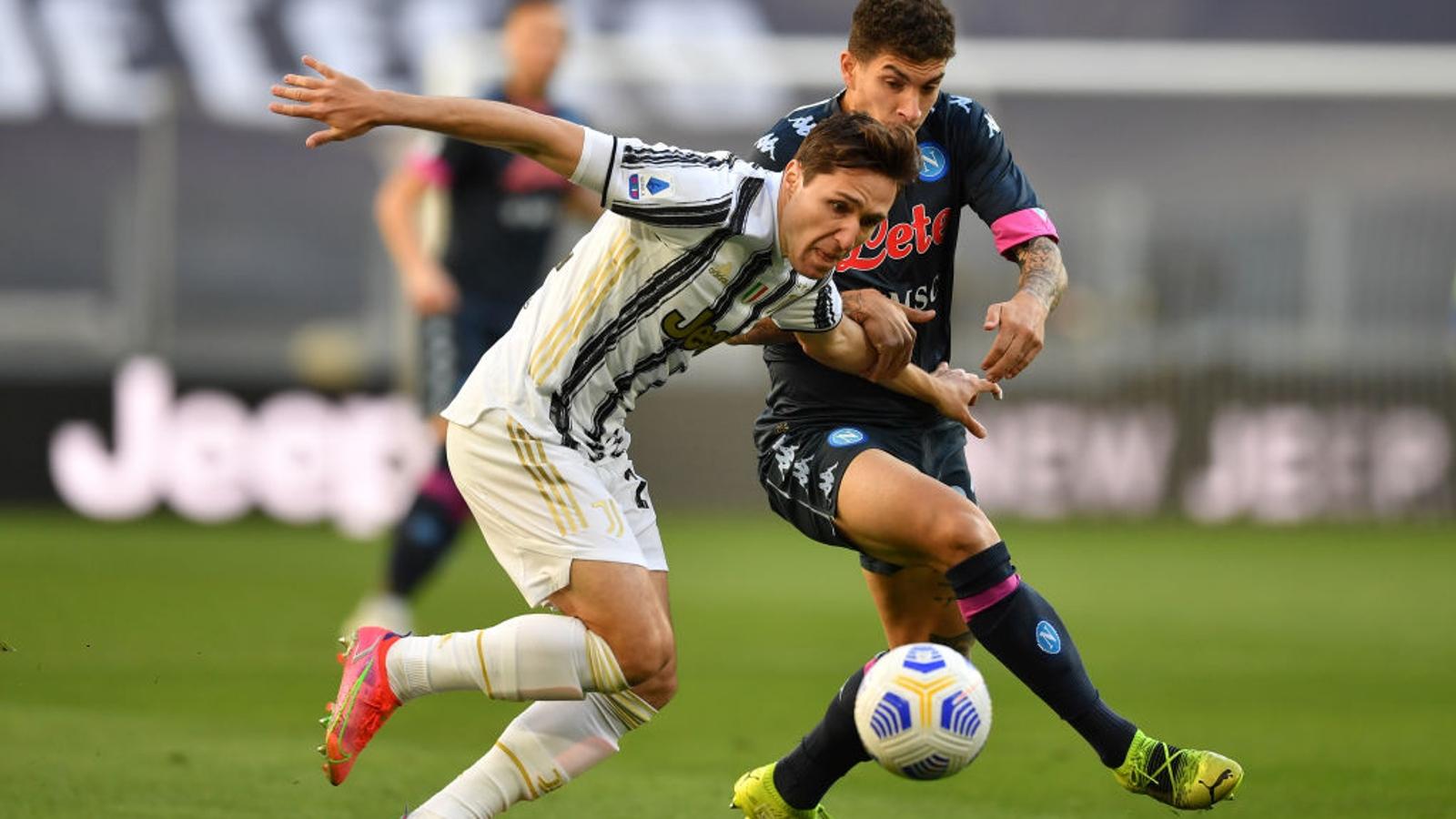 Juventus-Napoli 2-1 - Calcio - Rai Sport