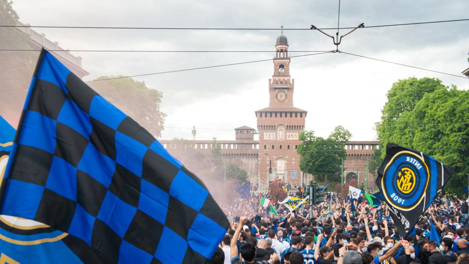 Inter campione d'Italia con 4 turni di anticipo - Calcio - Rai Sport