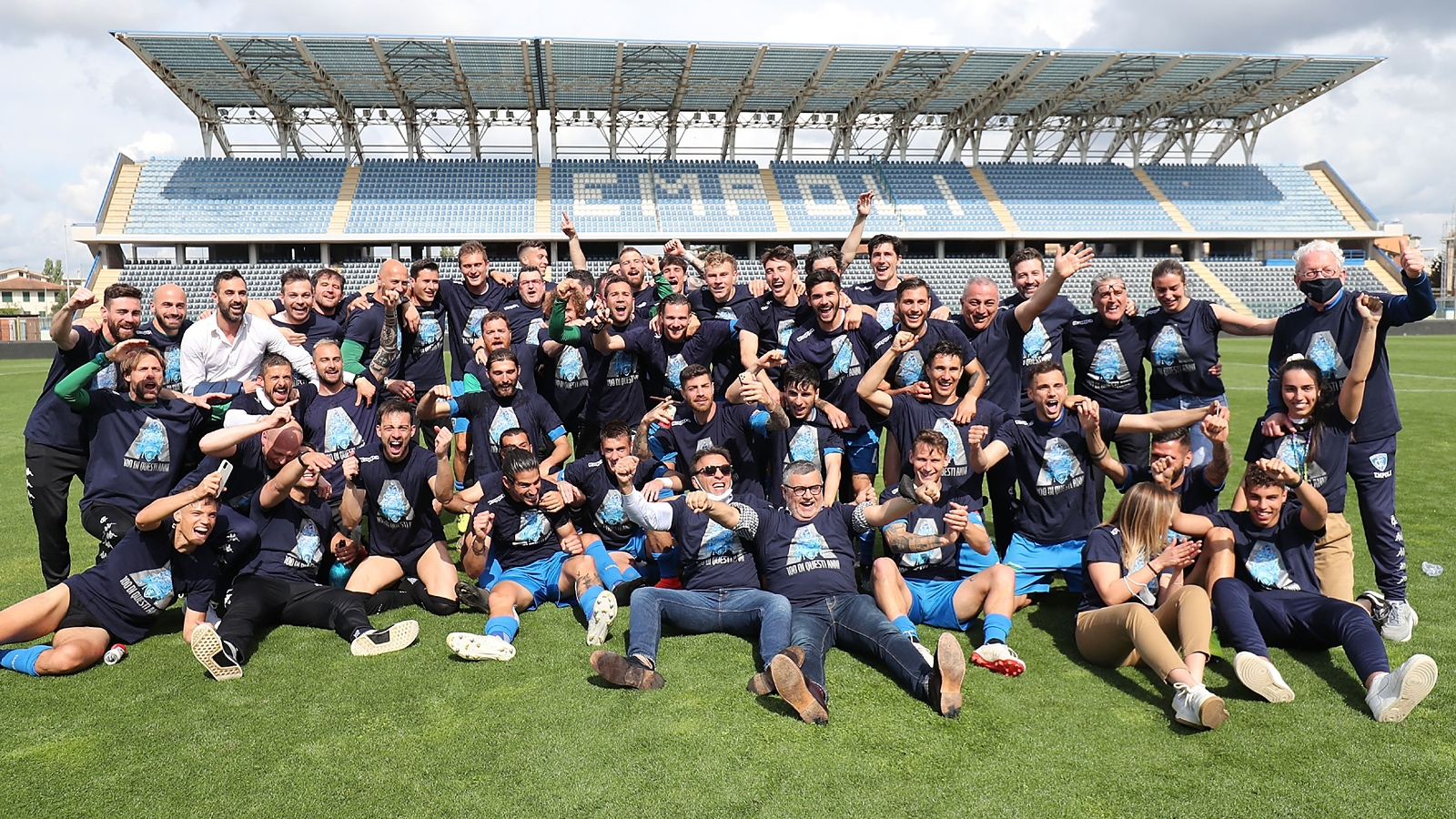 Empoli - Cosenza 4-0 - Calcio - Rai Sport