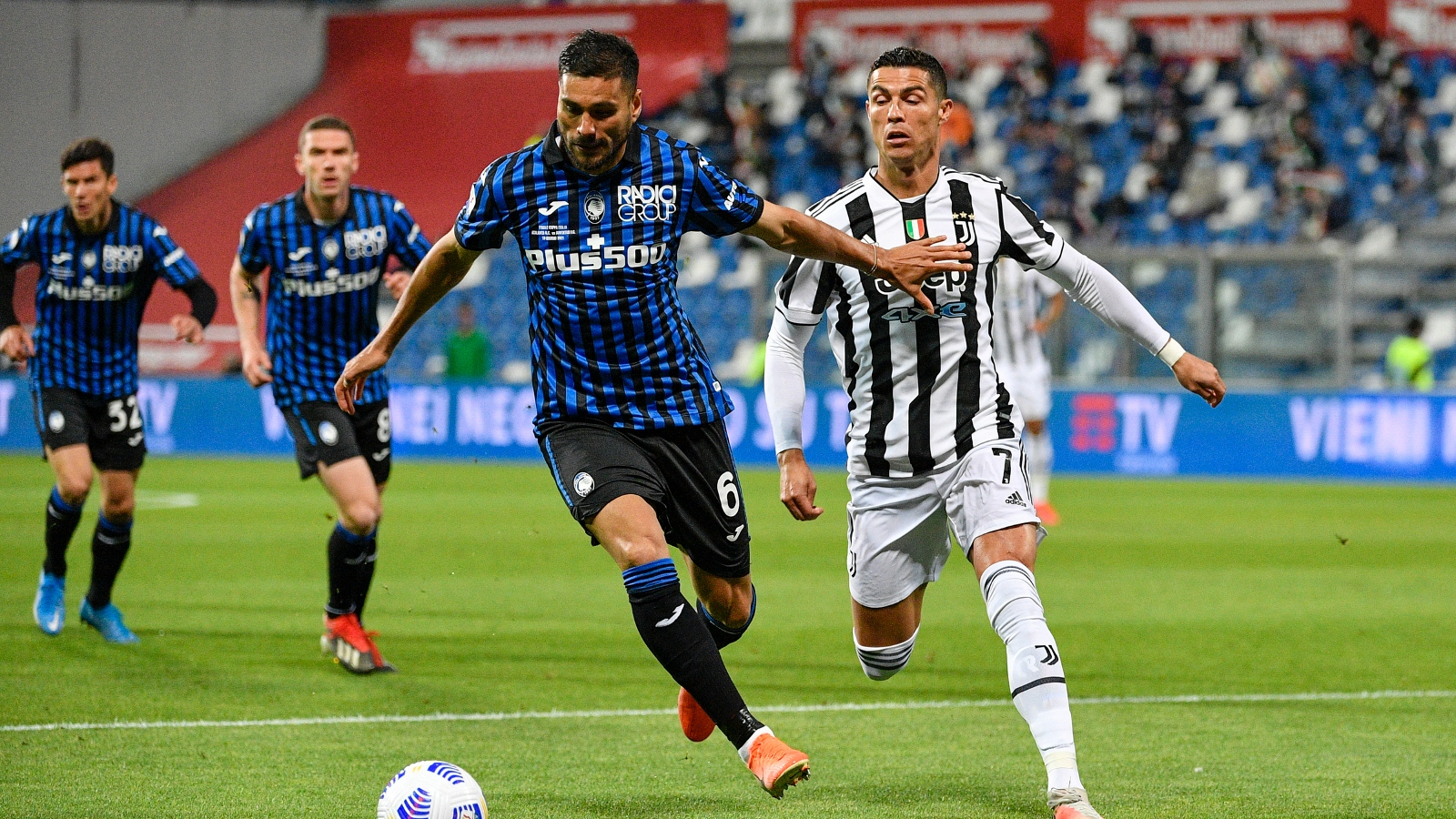 Atalanta - Juventus 1-2 - Calcio - Rai Sport